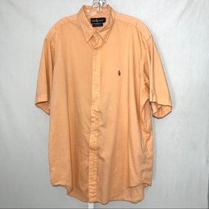 Ralph Lauren Men's Button-Up Shirt Size Large